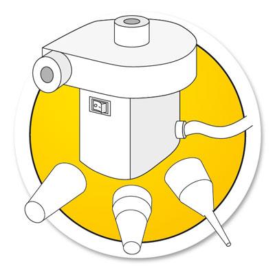 Ilustracja na projekcie opakowania