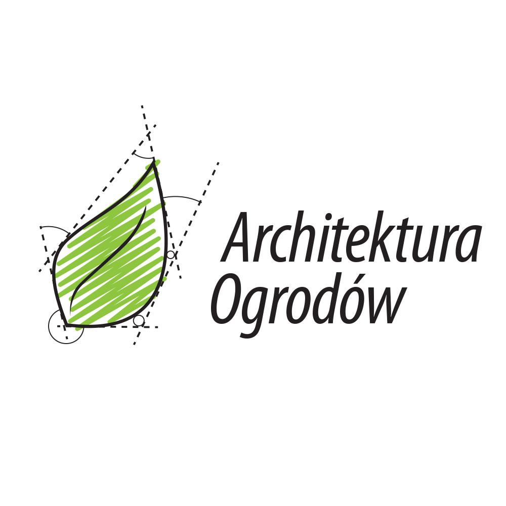 projekt logo Architektura Ogrodów