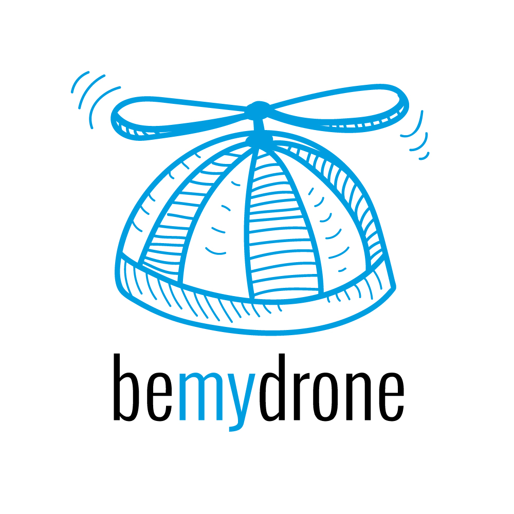 projekt logo Be My Drone