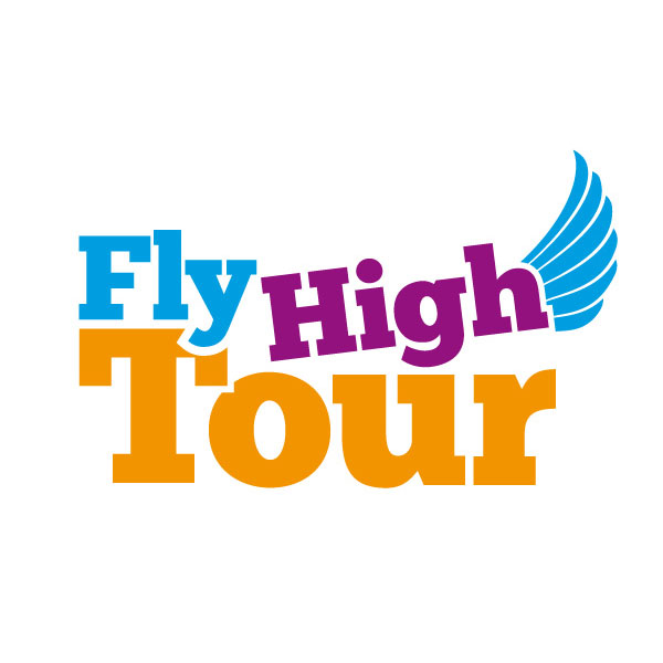 projekt logo fly high tour