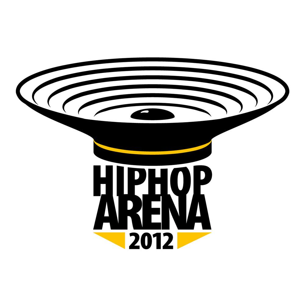 projekt logo Hip Hop Arena