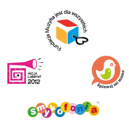 spójność z innymi logosami organizacji