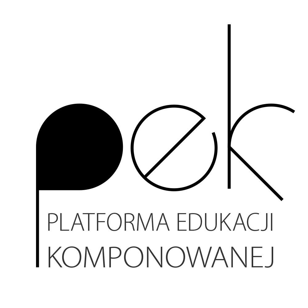 projekt logo platforma edukacji komponowanej